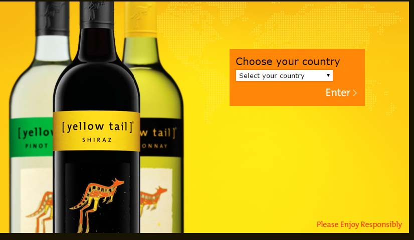 [yellow tail] wines - Great Australian wine